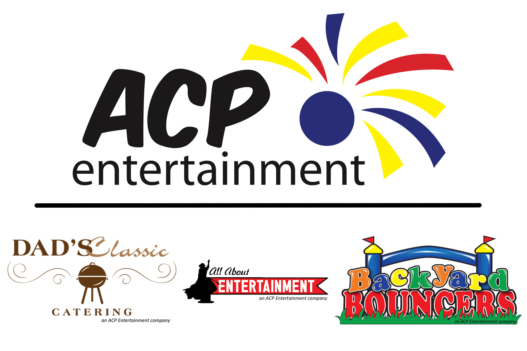 ACP Entertainments companies
