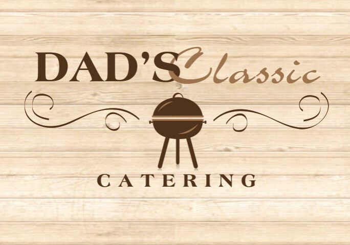 Dad's Classic Catering Logo
