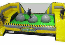 Leaps and Bounds inflatable rental