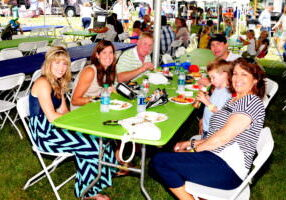 company picnic planning services Michigan